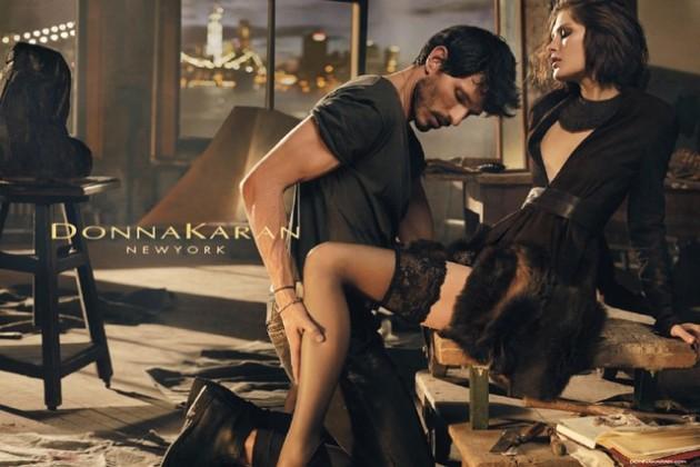 donna-karan-ad artist affair