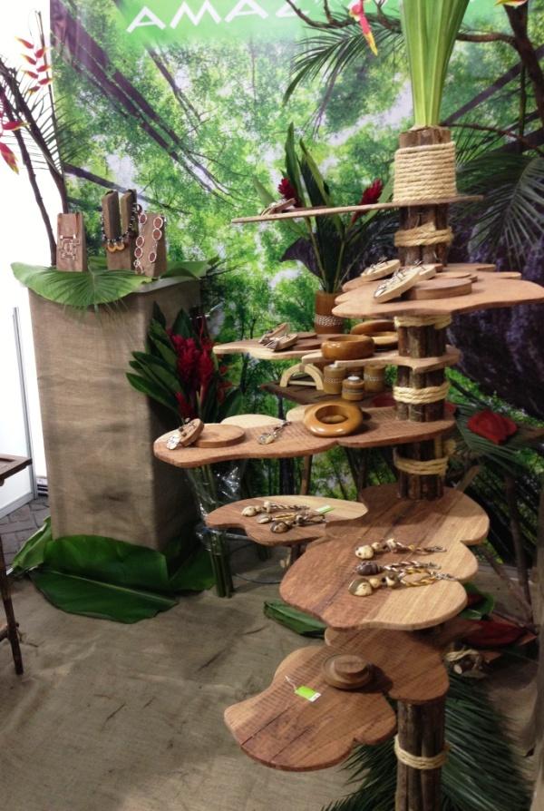 Accesorios en bambú