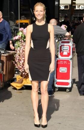 Gwyneth+Paltrow+Dresses+Skirts+Cocktail+Dress+KIfGMU70VmCl
