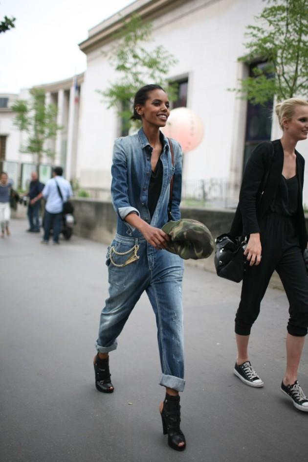 jumpsuit en jean