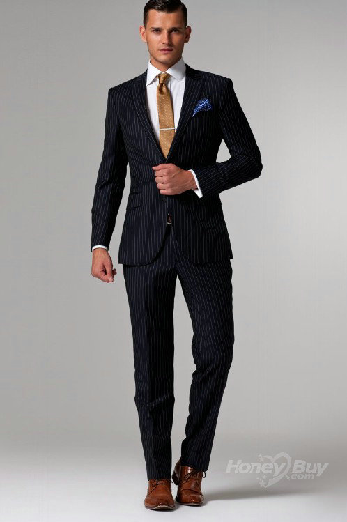 Peak_Lapel_Midnight_Blue_Stripes_Men_Suits_Online_118482988857264