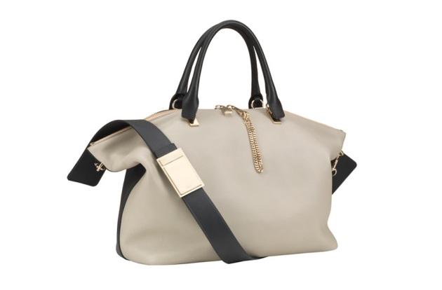 Chloe, monochrome Baylee bag