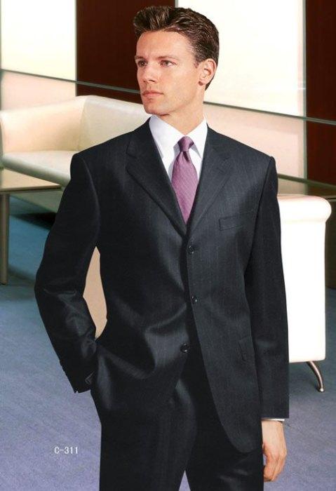 Fashion-handsome-good-qualtiy-striated-font-b-three-b-font-font-b-buttons-b-font-men