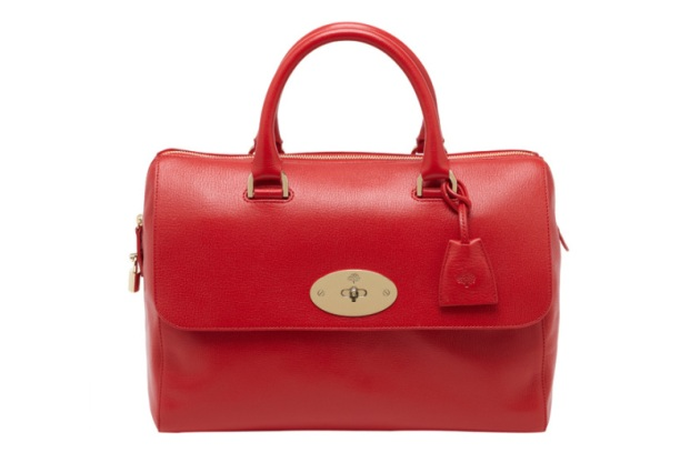"Mulberry, leather ""Del Rey"" bag"