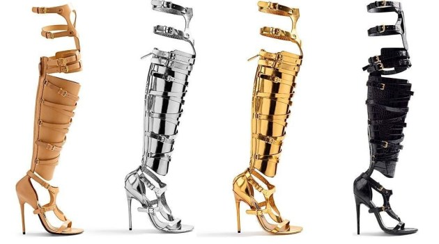 Tom-Ford-Knee-High-Gladiator-Sandals-Boots-Spring-2013