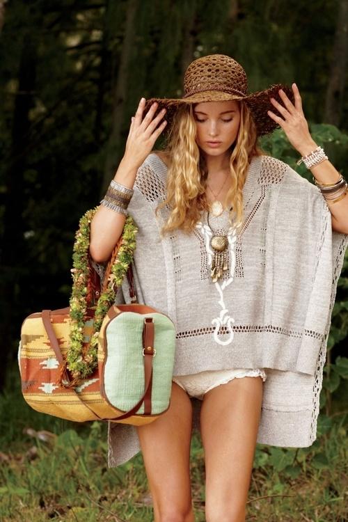 beach tribal style