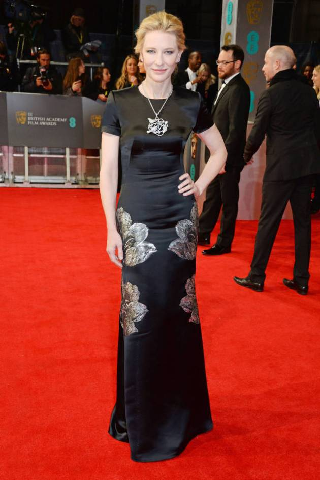 Cate Blanchett in mcqueen
