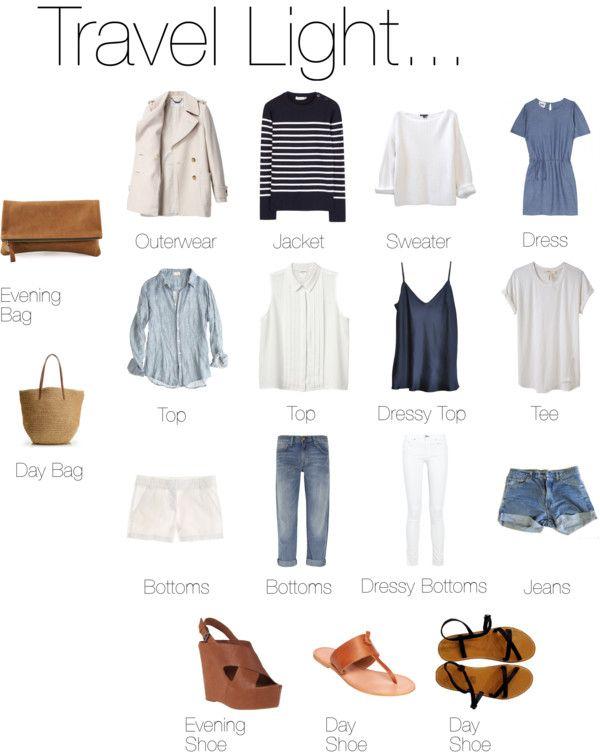 Tips para armar la maleta perfecta