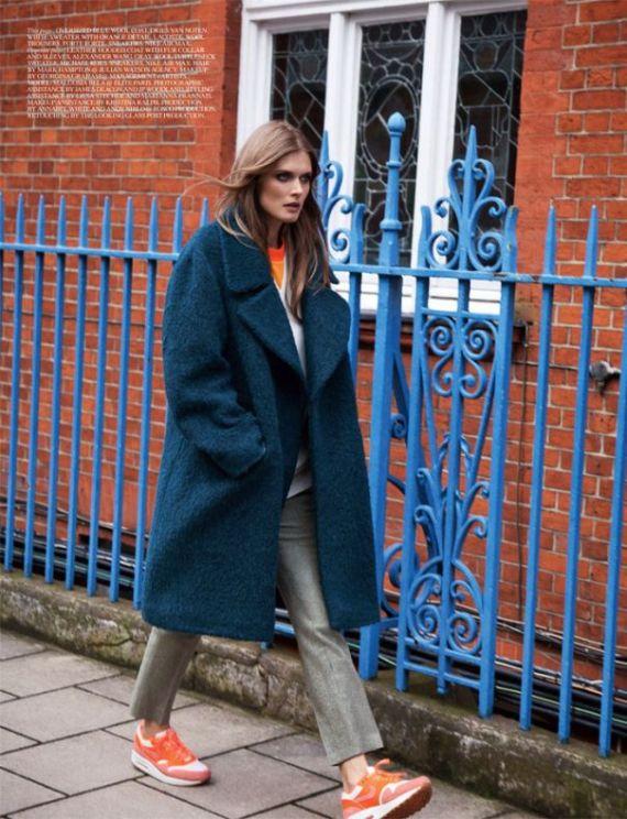 abrigo oversized