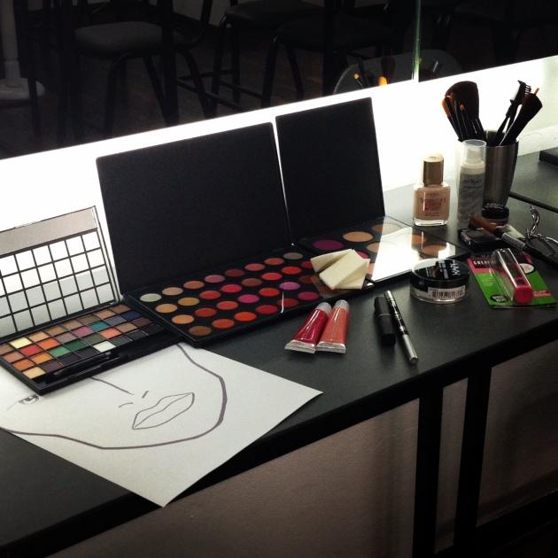 maquillaje salon